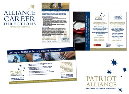 patriot alliance print ads
