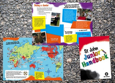 St John Junior Handbook