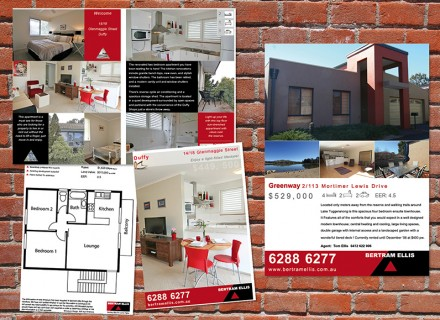 bertram ellis sales signs and brochures