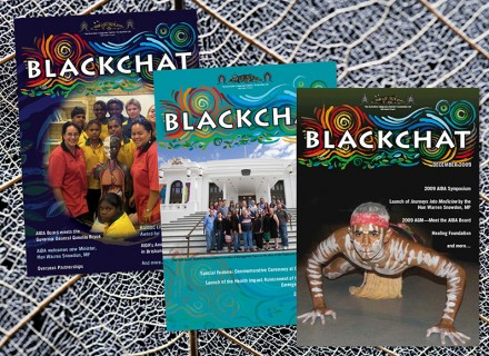 Blackchat Magazines