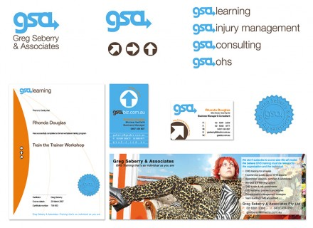 GSA Business stationery